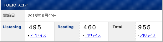 201309 result
