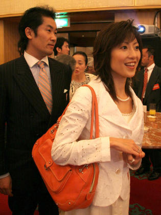 TBSの木村郁美アナ 2006年