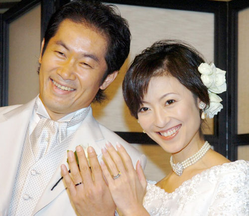 TBSの木村郁美アナ 2006年杉澤修一氏と結婚