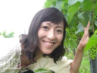 TBSの木村郁美アナ 2009年