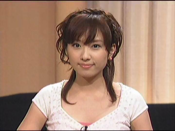 女子アナ時代の亀井京子