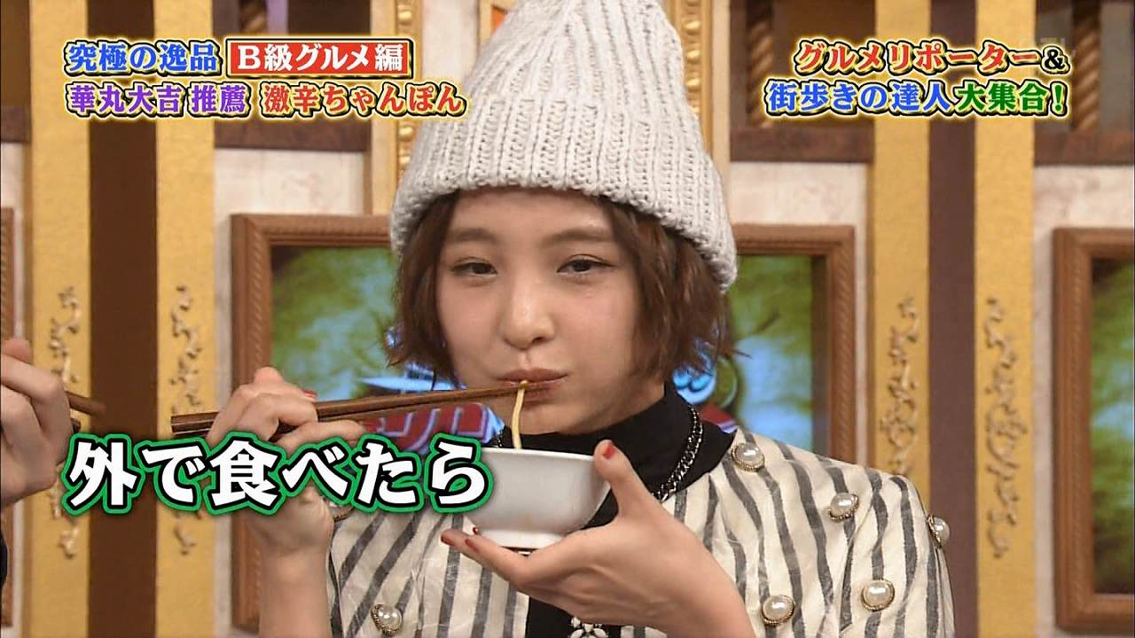 篠田麻里子が劣化 人生が変わる1分間の深イイ話