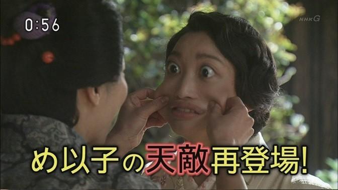 「ごちそうさん」の杏とキムラ緑子