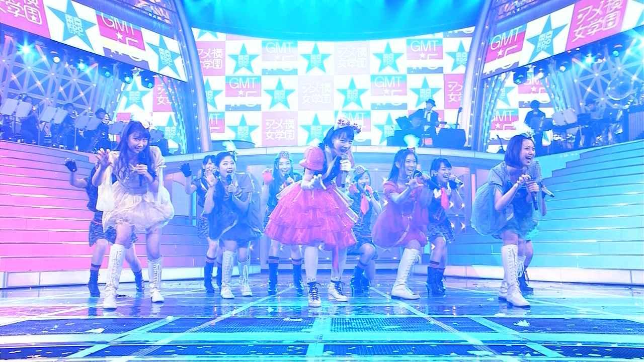 2013年紅白歌合戦のあまちゃん 能年玲奈とGMT48