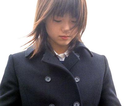 「ケータイ刑事」の宮崎あおい