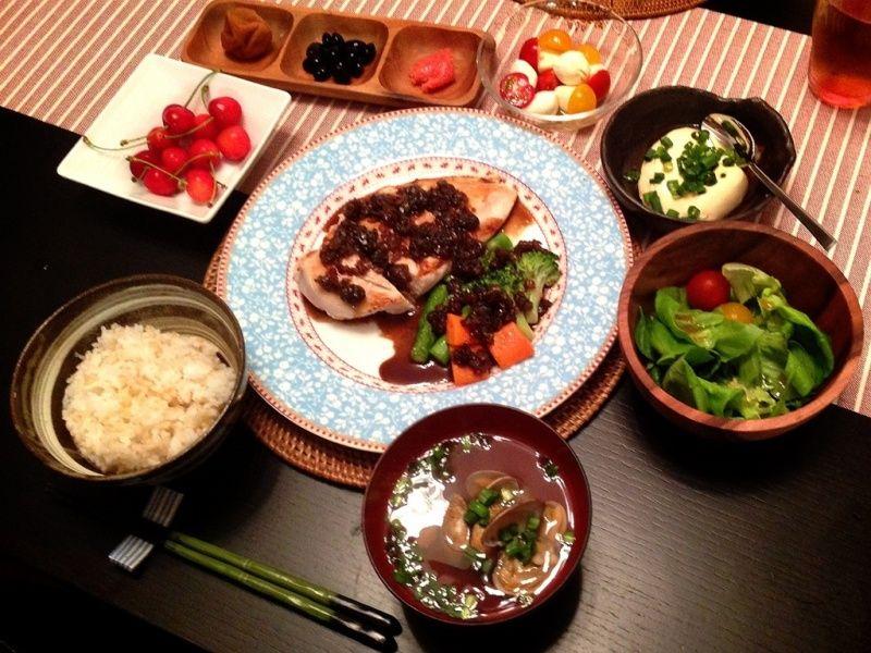 里田まいが田中将大に作った料理