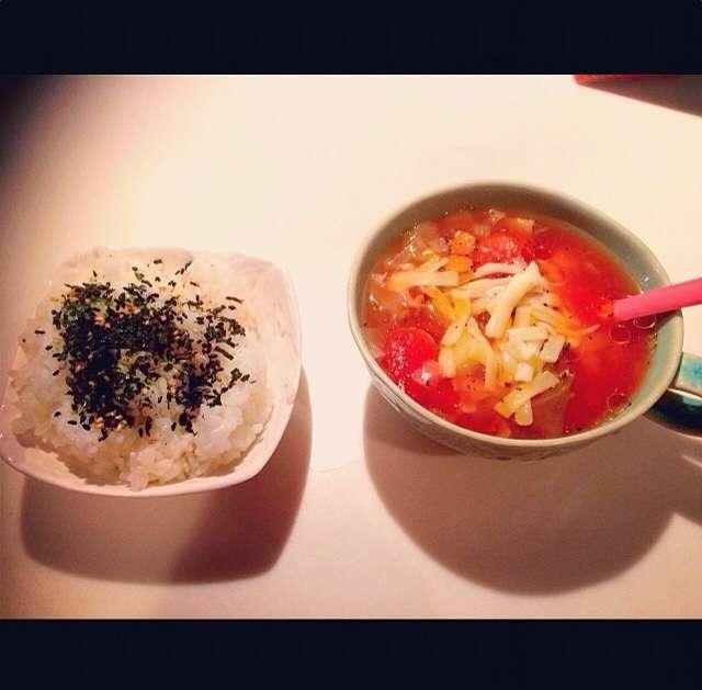 木下優樹菜の作った晩御飯