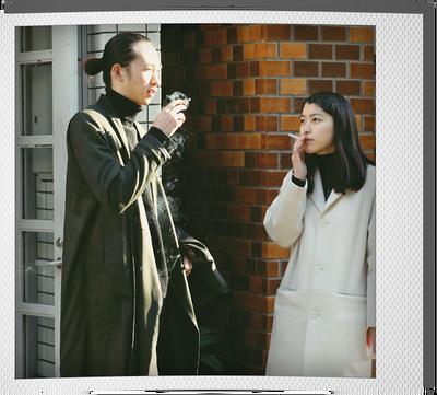 成海璃子と山下翔平のフライデーデート画像