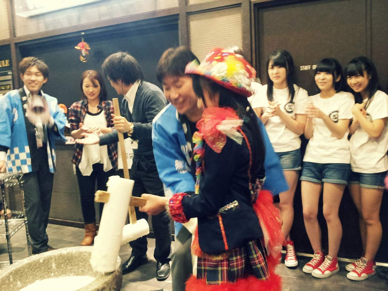 HKT48の矢吹奈子