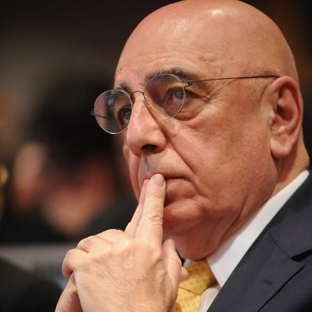 ミランの名誉会長を務めるベルルスコーニ元イタリア首相