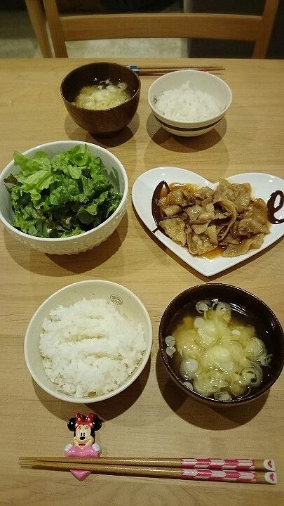 鈴木奈々が夫に作った料理