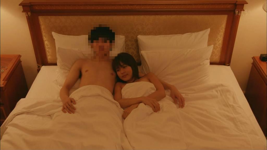 ドラマ「失恋ショコラティエ」、有村架純のベッドシーン