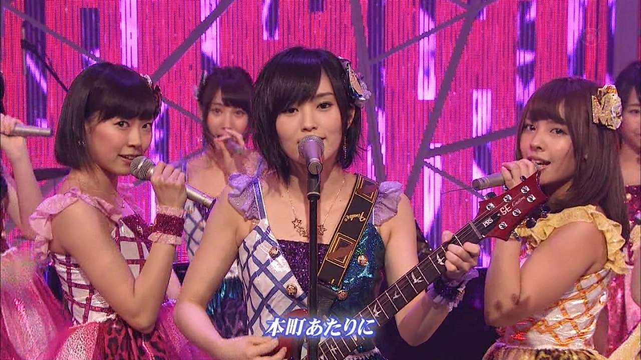 「新堂本兄弟」に出演したNMB48の山本彩
