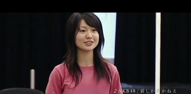 AKB48のオーデションを受けた時の大島優子