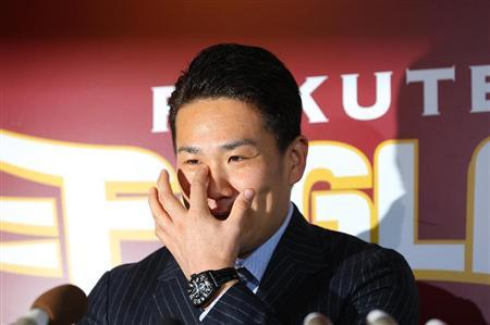 ヤンキースと契約した田中将大