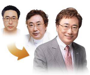高須クリニック院長、高須克弥の顔遍歴
