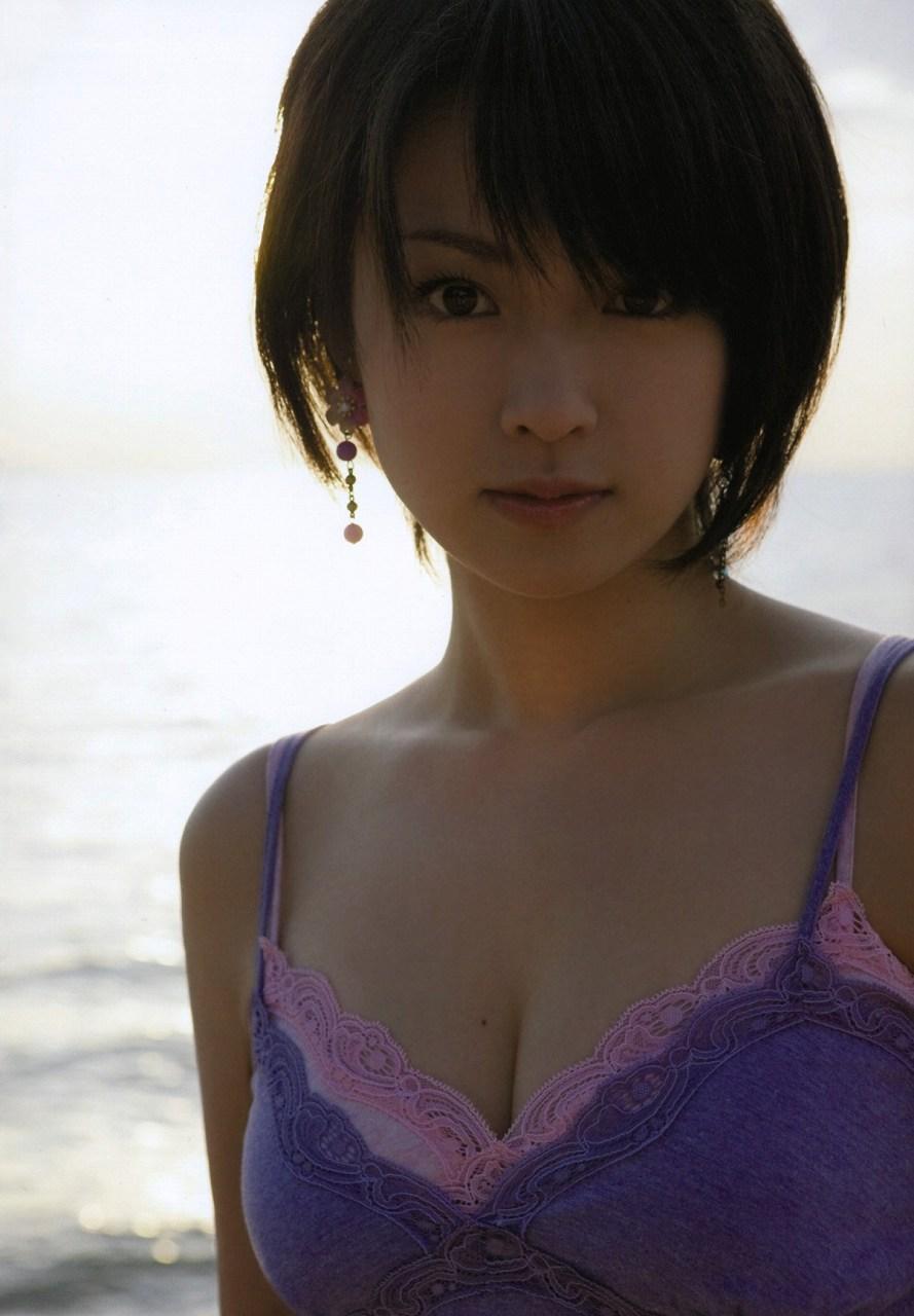 青木恭子 暴露写真