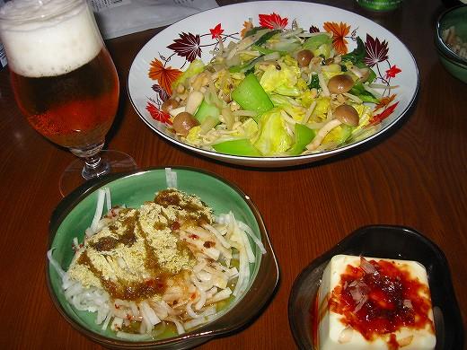 2012.05.05晩ご飯