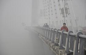 中国大気汚染