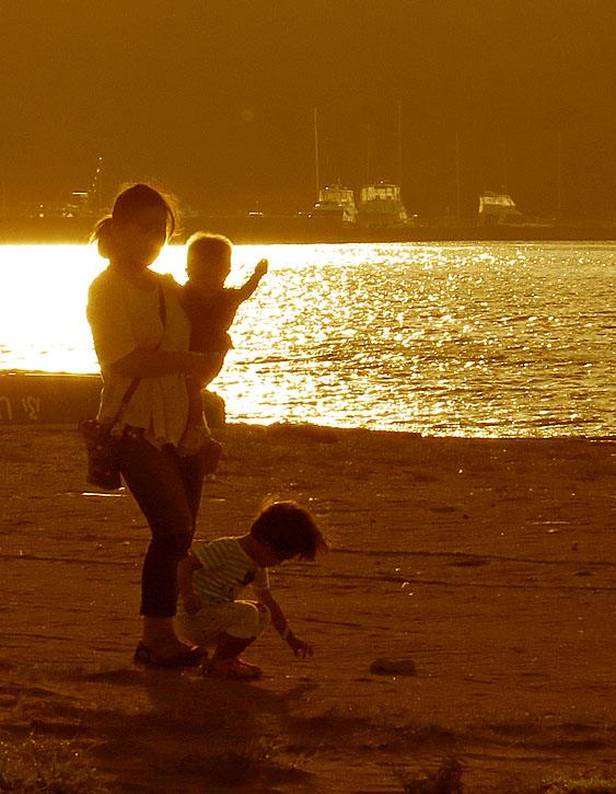 130901晩夏の海@富浦海岸7