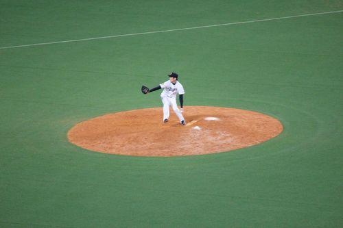 2012年7月15日 岩瀬投手
