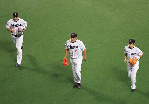 2012年9月8日阪神戦4