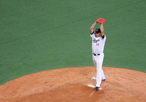 2012年9月8日阪神戦2