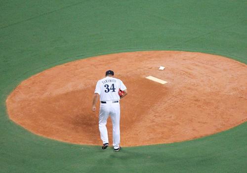 2012年9月8日阪神戦1