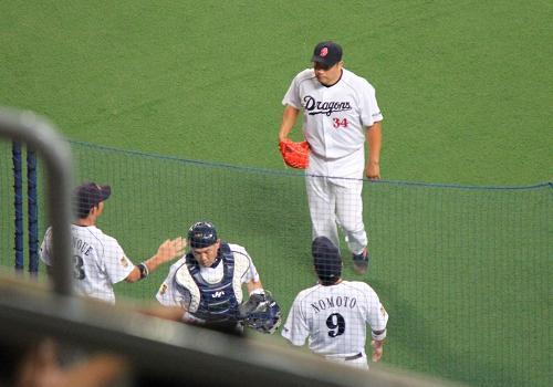 2012年9月8日阪神戦12