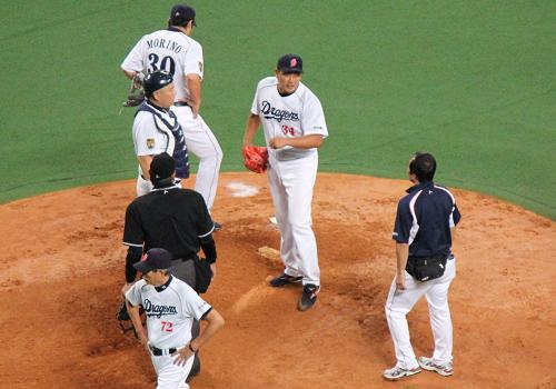 2012年9月8日阪神戦11