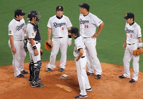 2012年9月8日阪神戦17