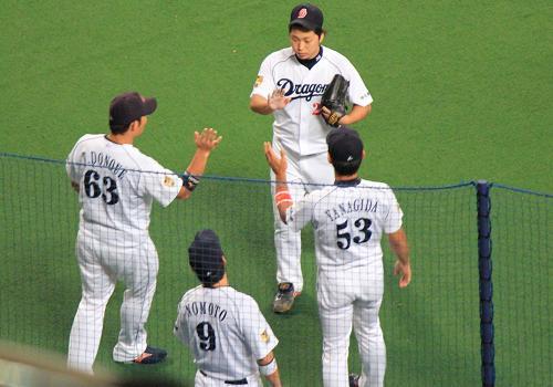 2012年9月8日阪神戦18
