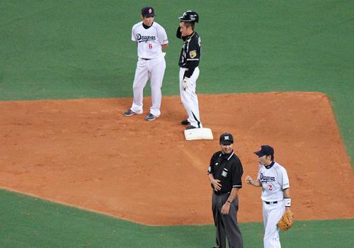 2012年9月8日阪神戦21