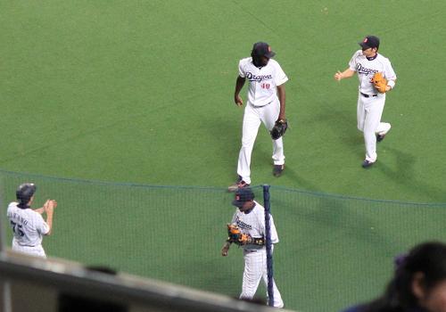2012年9月8日阪神戦19