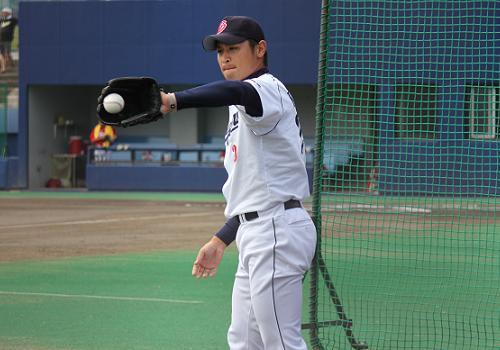 2012年9月22日ファーム広島戦5
