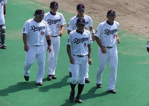 2012年9月22日ファーム広島戦2