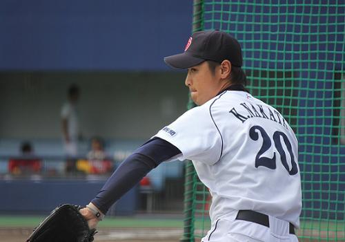 2012年9月22日ファーム広島戦3