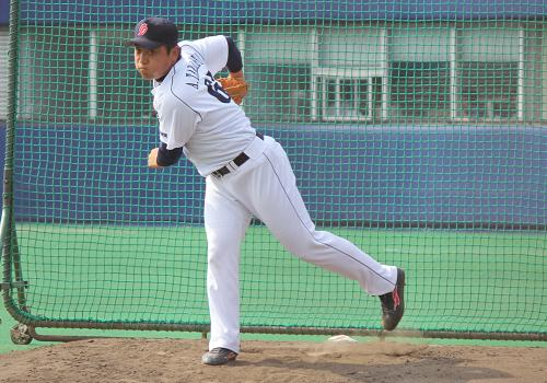 2012年9月22日ファーム広島戦10