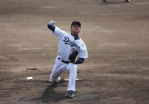 2012年9月22日ファーム広島戦7