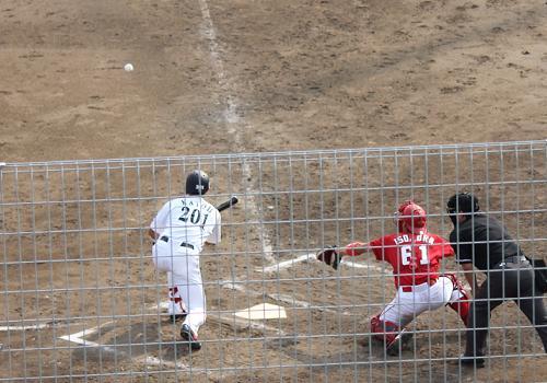 2012年9月22日ファーム広島戦13