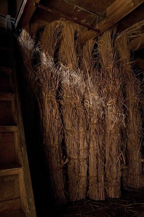 在原納屋の干し葦ブログ