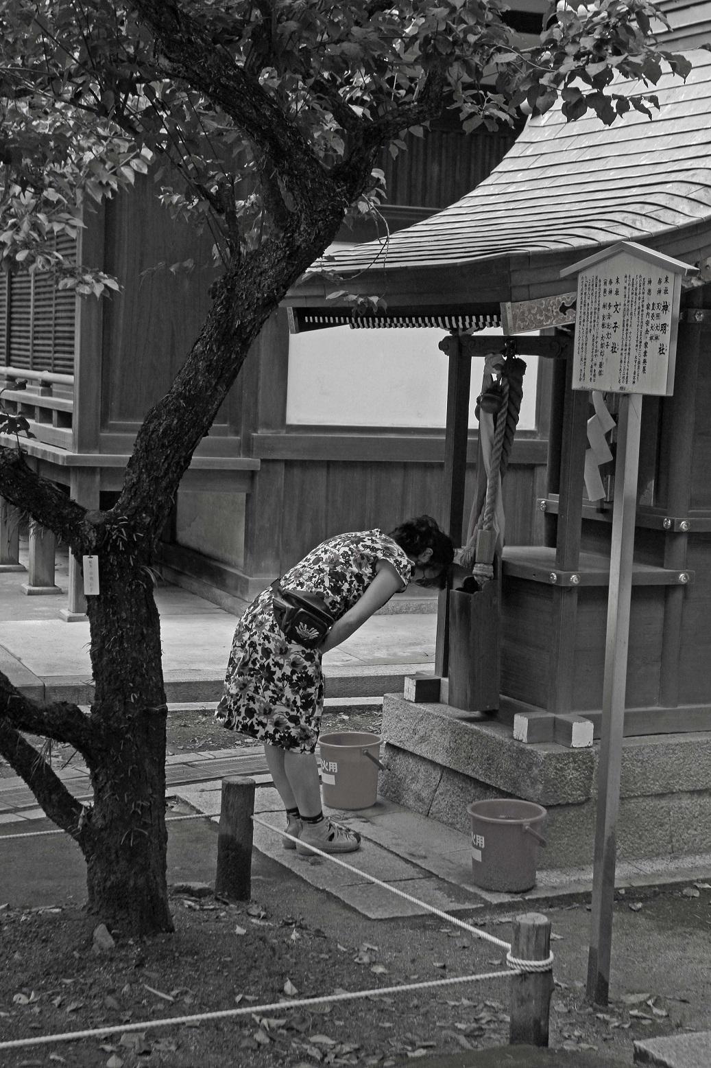 ブログ北野天満宮お参り1