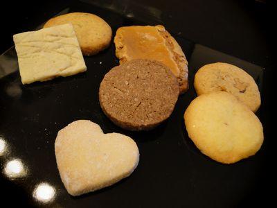 クッキー7種
