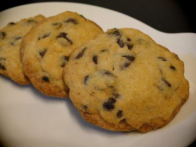 スヌーピーのチョコチップクッキー