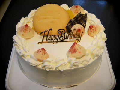 バースディーケーキ2