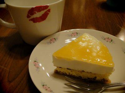 チーズケーキ1カット
