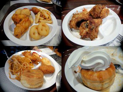 KFC食べ放題2