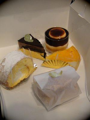 ケーキ色々2