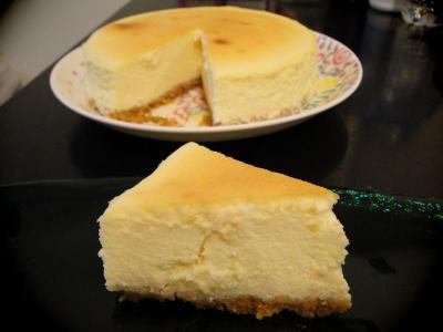 リコッタチーズのケイク