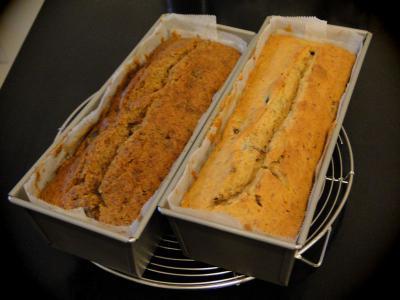 栗のパウンドケーキ1
